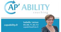 Isabelle Leroux - Capability - Coach Professionnel