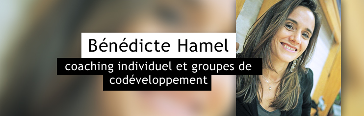 Bénédicte Hamel - Coaching individuel