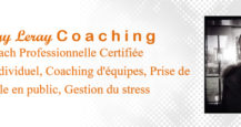 Peggy Leray - Coach Professionnelle