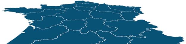 Carte de France des coachs